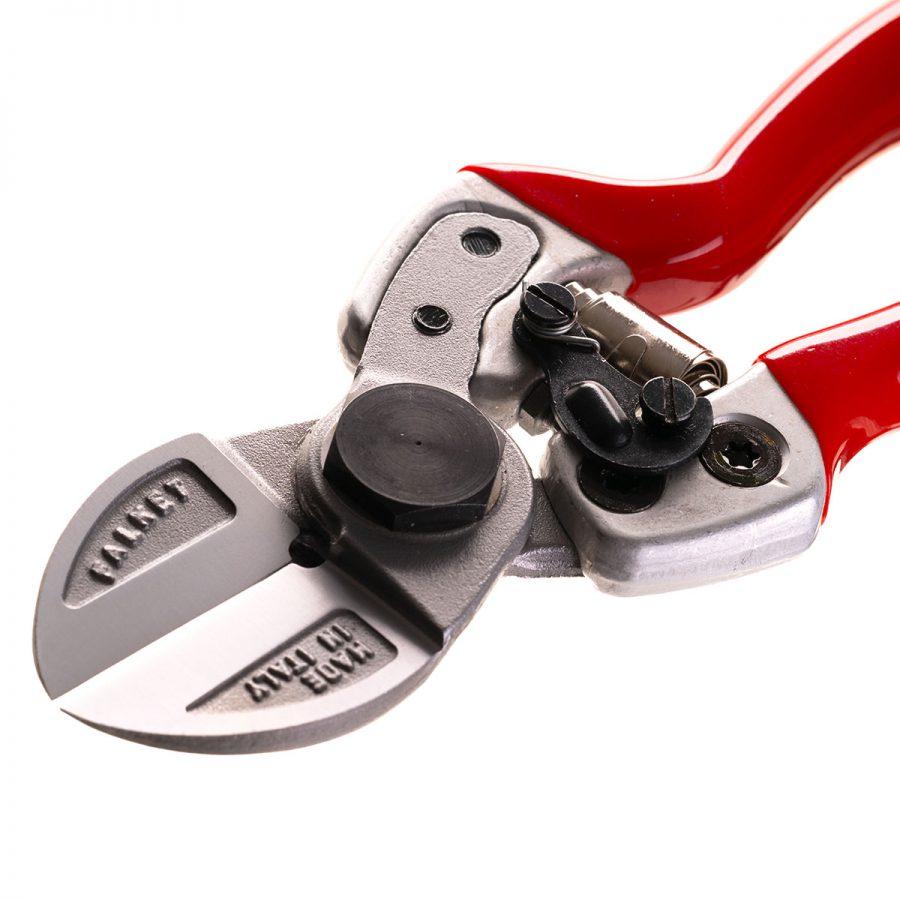 Forbici doppio taglio con manici in alluminio Falket