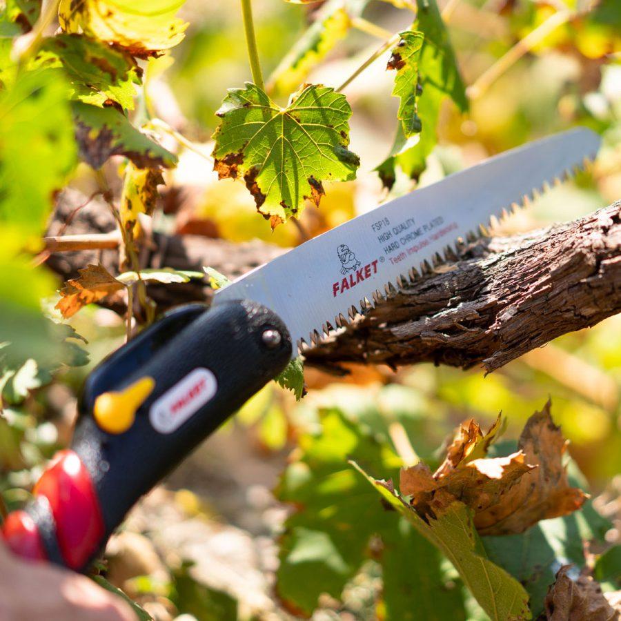 Saw knife scabbard Falket